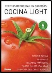 Recetas De Cocina Light | Cocina Light Caja X 5 Recetas Reducidas En Calorias Spanish