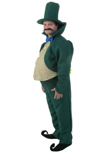 Mayor Fancy Dress Costume (Fun Costumes Munchkin Mayor Costume Large)