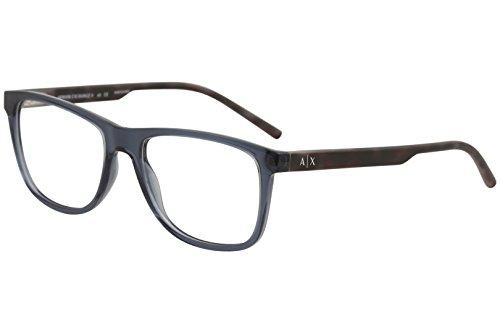 Armani Exchange Eyeglasses AX3048 AX/3048 8238 Transp.