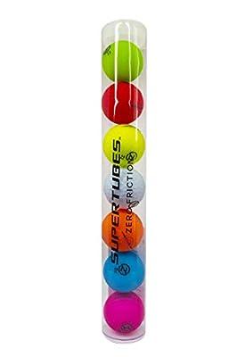 Zero Friction Super Sleeve, Matte Finish Golf Ball Value Pack