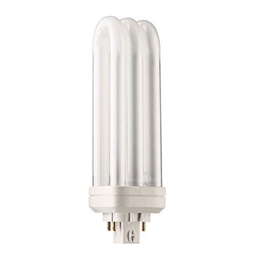 Philips 26873-0 - PL-T 42W/30/4P/ALTO - 42 Watt Triple Tube Compact Fluorescent Light Bulb, 3000K