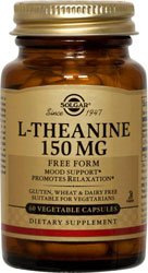 L Théanine 150 mg - 60 - VegCap