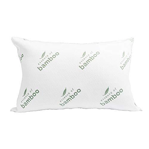 The Original ESSENCE OF BAMBOO Down Alternative Pillow Jumbo Size 20' x 28'