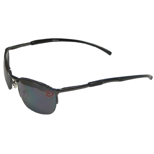 Siskiyou Arizona Diamondbacks Metal Frame Sunglasses