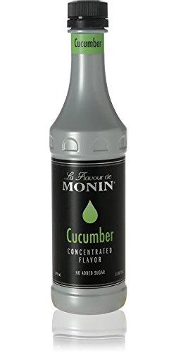 - Monin Cucumber Flavor Concentrate 375ml Bottle
