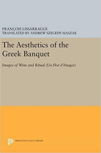 The Aesthetics of the Greek Banquet: Images of Wine and Ritual (Princeton Legacy Library) Hardcover – April 19, 2016