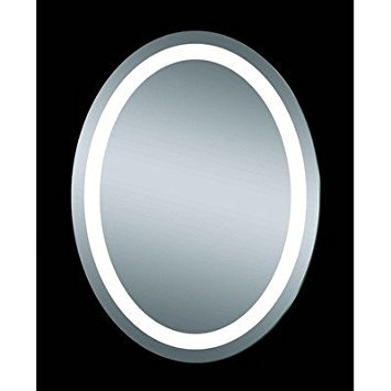 Afina Illume Oval LED Backlit -