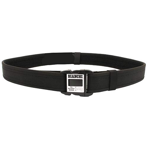 Bianchi 8100 Duty Belt 2 Blk Size Medium 34-40 Loop
