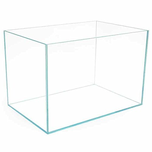 280L All Pond Solutions 60   80cm Ultra Clear Glass Aquarium Fish Tanks 90 & 140 Litre (280L)