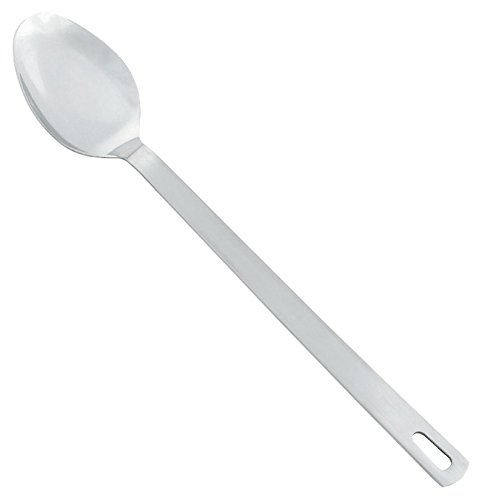 Crestware SDP11 Perforated Solid Basting Spoon, 11