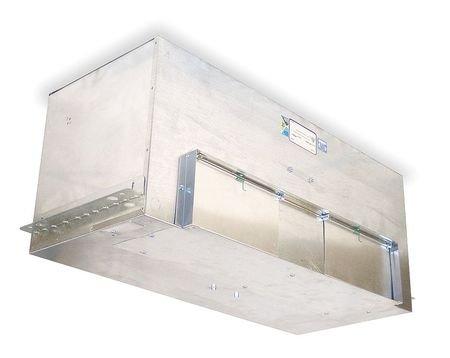 500 Cfm Variable Speed Fan - In-Line Ventilator, 737 cfm, 1080 rpm, ODP