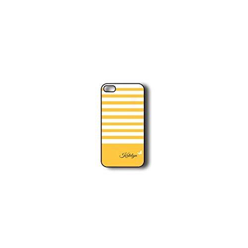 Krezy Case Monogram iPhone 5c Case, Colorful stripes Pattern Monogram iPhone 5c Case, Monogram iPhone 5c Case,...