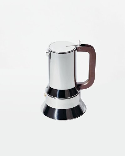 - Alessi 9090 6-Cup Espresso Maker