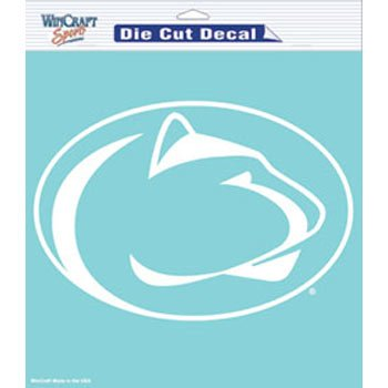 Penn State Nittany Lions NCAA Die Cut Decal 8