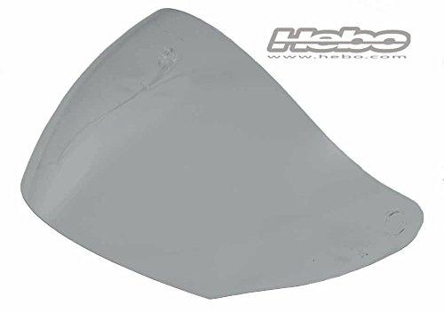 HEBO Ricambio visiera casco fum/é CTR II HCR2121//49