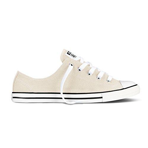 Dainty Converse on Off White As White Femme Seashell Ct Slip Wei Baskets Ox grwHgxp