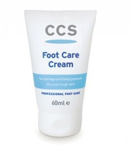 Mobility Smart Ccs Foot Care Cream Tube 60 Ml