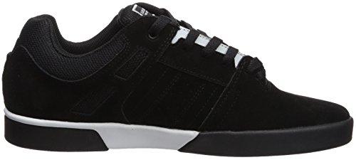 Noir Skateboard Homme DVS Chaussures de Getz Shoes IAwY8