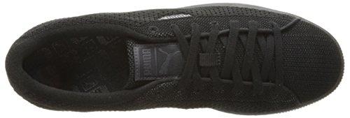 Puma Basket Knit Mesh Fibra sintética Zapato de Tenis