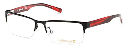TIMBERLAND Lunettes de vue TB1546 002 Noir Mat 56MM