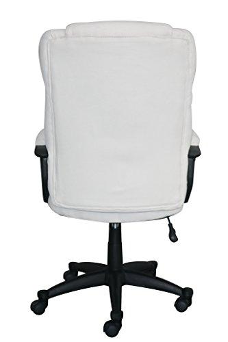 Serta Style Hannah II Office Chair, Microfiber, Ivory by Serta (Image #5)