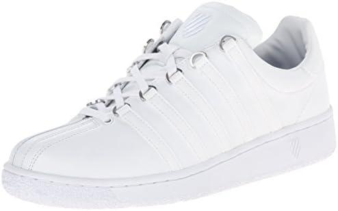 K-Swiss Men's Classic VN Sneaker, White