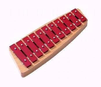 Sonor Small Soprano Diatonic Glockenspiel by Sonor