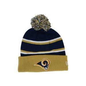St. Louis Rams New Era 2013 Sideline On Field Sport Knit Hat by New Era