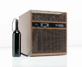 WhisperKOOL 2000i Wine Cooling Unit, #7262 by WhisperKOOL