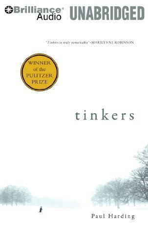 Tinkers by Harding, Paul (2010) Audio CD