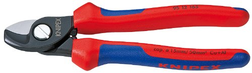 KNIPEX 95 12 165 Comfort Grip Cable Shears