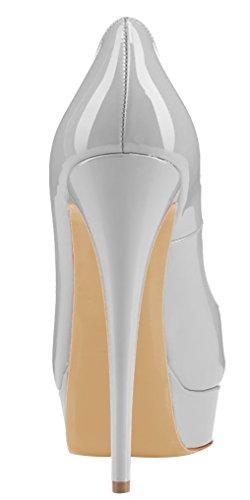 Plataforma Plataforma Monicoco Plataforma Mujer Monicoco Lackleder Lackleder Grau Grau Grau Monicoco Mujer Mujer Lackleder Ypv1pwq