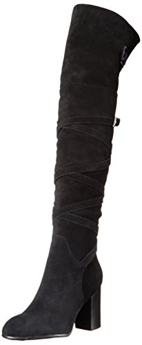 Sam Edelman Women's Sable Boot, Black, 9 M US