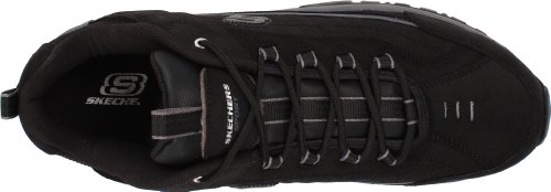 Skechers Sport Heren Energie Downforce Lace-up Sneaker Zwart