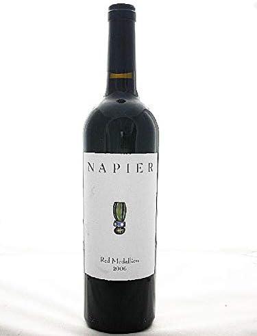 ネイピア レッド・メダリオン 南アフリカ産 赤ワイン フルボディ 辛口 750ml