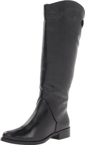 Steven by Steve Madden Women's Sady Western Boot - Black ...