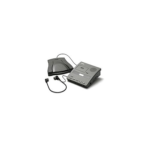 Analog Micro Cassette Recorder/ Transcriber Model 3742W (DTP3742W) Category: Cassette Recorders by Dictaphone