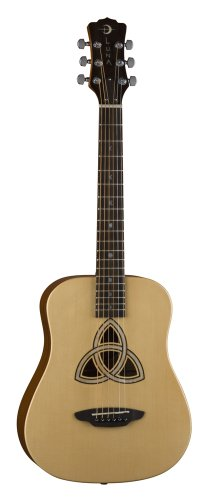 Luna SAF TRI Safari Trinity Travel Acoustic Guitar