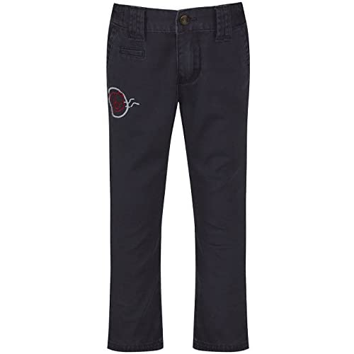 discount The Essential One - Little Boys' Classic Twill Chino Navy Blue for cheap