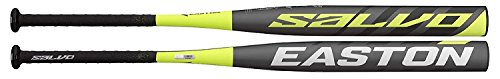 Easton Salvo Composite Balanced ASA/USSSA Slow-Pitch Softball Bat, 34-Inch/26-Ounce