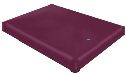 Free Flow Full Motion Hardside Waterbed Mattress by Innomax Super Single (48x84) by Genesis Series