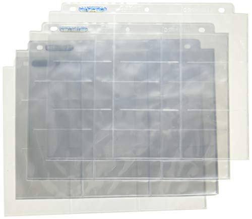Ultra Pro 9-Pocket Silver Series Pages for Standard Size Cards from Ultra Pro