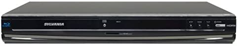 Sylvania NB530SLX Blu-ray Disc Player (Black) (Funai Blue Ray Player)