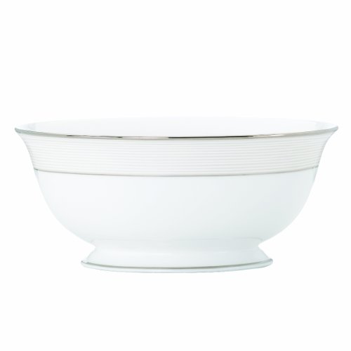 Lenox Opal Innocence Stripe 56-Ounce Serving ()