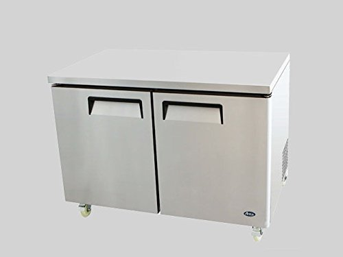 (Atosa Usa MGF8402 Stainless Steel Undercounter 48