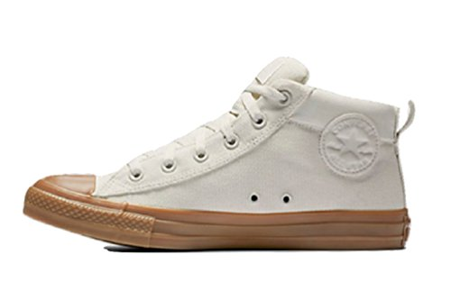 Converse Chuck Taylor All Star Street Gum Mid Buff/Dark Honey/Dark Honey Classic Shoes