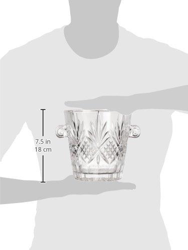 Godinger Dublin Crystal Ice Bucket by Godinger (Image #2)