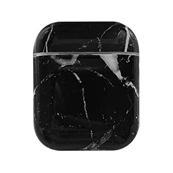 Amazon.com: ULAK AirPods Case, Cute Marble Protective PU