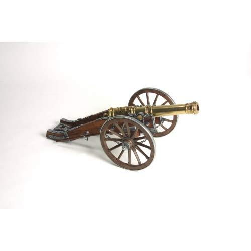 Denix Civil War Miniature Louis XIV Cannon Civil War Cannon Replica