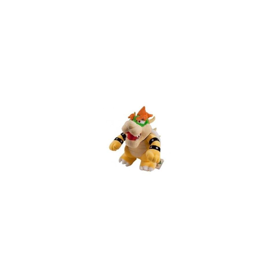 New 13 Bowser Official Super Mario Plush Toy Medium High Quality Modern Design Beautiful Popular